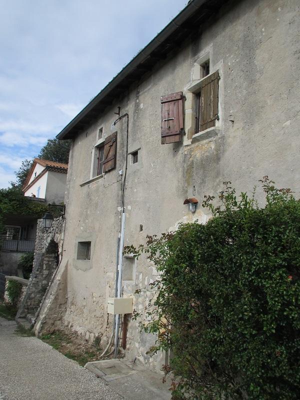 Acheter petite maison de village restaurer pr s de for Acheter maison drome