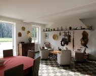DROME PROVENCALE, 10min from Montelimar, very big 19th century noble house