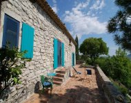 South Ardèche, exquisite restored house, 15' from the motorway