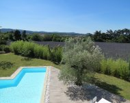DROME PROVENCALE, 5min from the city, contemporary house with swimming pool