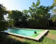DROME PROVENCALE 5 min from town, 19th century house with a swimming pool