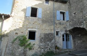 South Drôme, beautifully restored house, near Mirmande