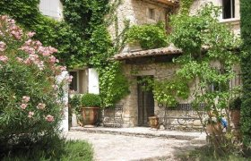 Village house in Drome Provencale