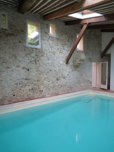 Vaucluse, beautiful townhouse nestled 18th century, near Vaison la Romaine