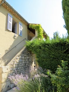 DROME PROVENCALE, old restored mas (14 rooms) with a guest house and a pool