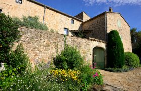 ARDECHE MERIDIONALE Restored house in a hamlet
